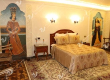 سوییت قاجاری هتل بیین المللی قصر طلایی مشهد
