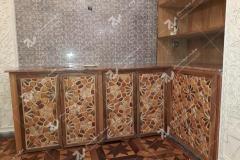 کمدها و کابینت خورشیدی با هنر گره چینی تو پر هتل قصر طلایی مشهد