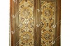 کمد با هنر گره چینی توپر هتل بین المللی قصر طلایی مشهد