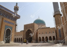 محوطه شبستان مصلی امام علی - مجتمع شهید محراب ثقفی - عراق - نجف اشرف