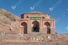 (1) بارگاه امامزاده سلطان سلیمان - نیشابور