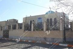 (4)ساخت دربهای تمام چوب مسجد امام رضا (ع) شهرک صنعتی - مشهد مقدس