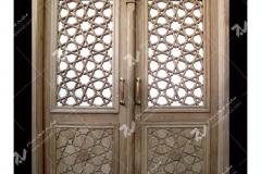 درب سنتی گره چینی مشبک شمسه تند ده مجتمع آموزشی سیدالشهدا- عدل خمینی- مشهد مقدس (4)