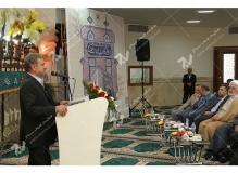 (5)مراسم افتتاحیه حسینیه جان نثاران پنج باب الحوائج -17شهریور- مشهد مقدس