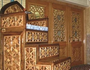 منبر مسجد