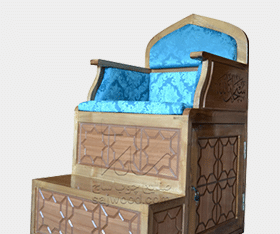 منبر مسجد-2-پله