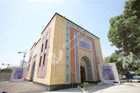 حسینیه جان نثاران مشهد