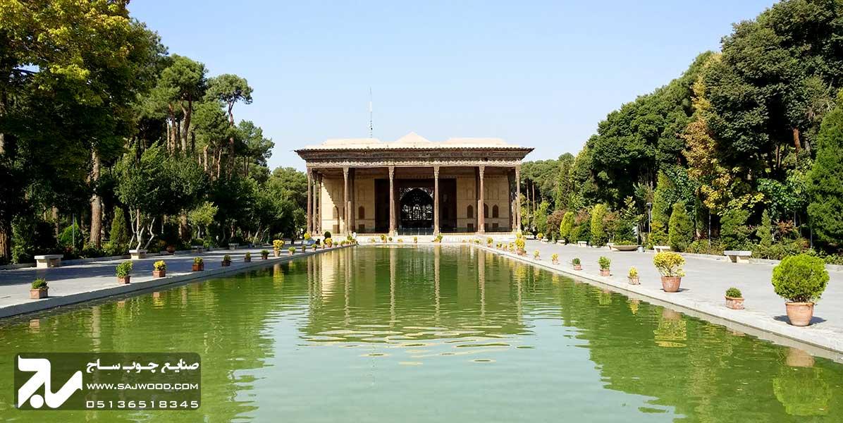 kakh 40 sotun esfahan shakhes