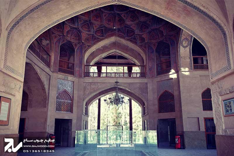 کاخ و عمارت هشت بهشت اصفهان
