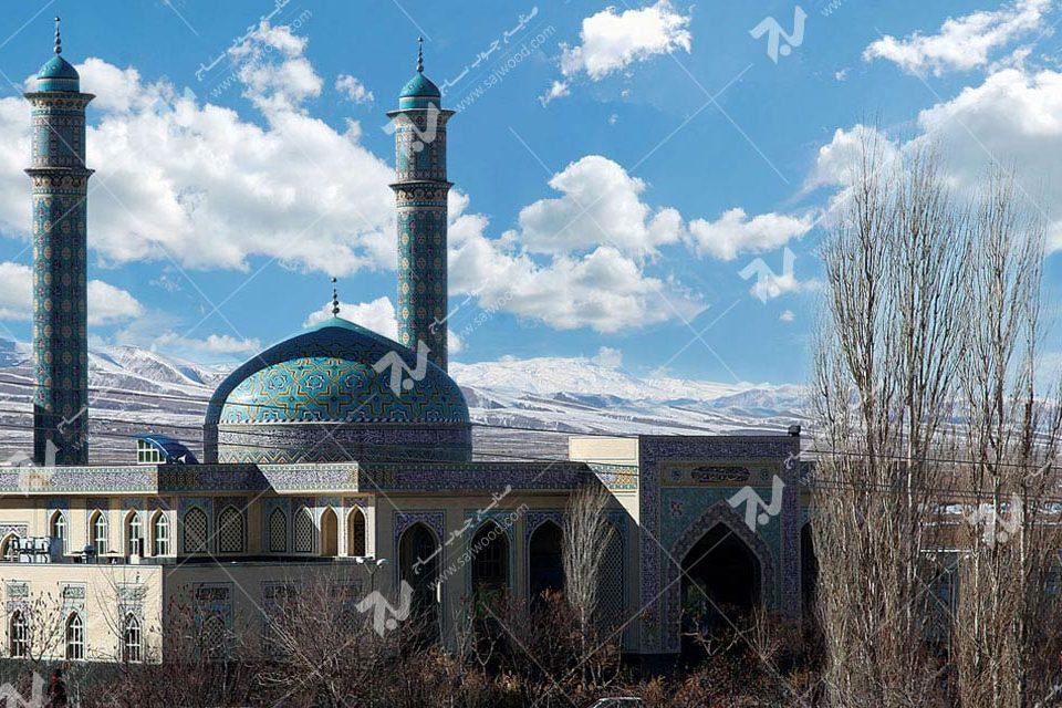 مسجد دانشگاه آزاد قوچان