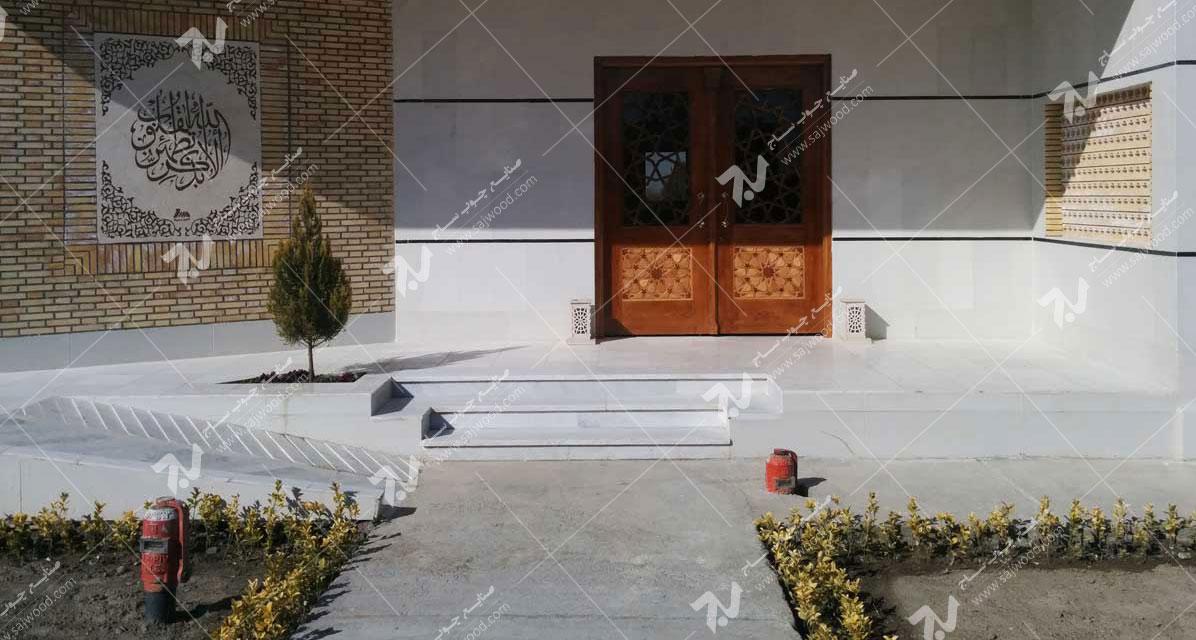 مسجد نیروگاه فردوسی مشهد