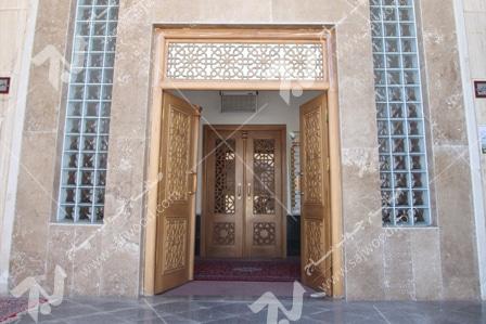 مسجد وحسینیه شهدای دانشگاه نیشابور10