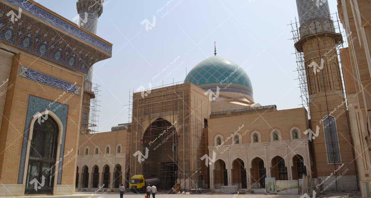 مصلی امام علی نجف عراق