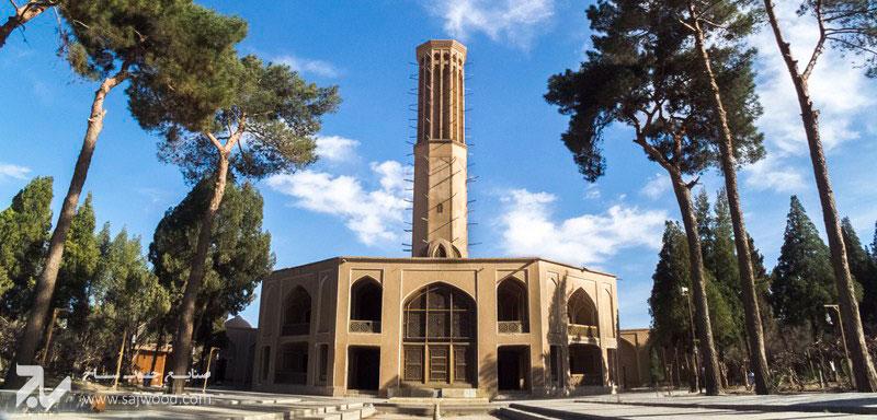 باغ دولت آباد یزد7