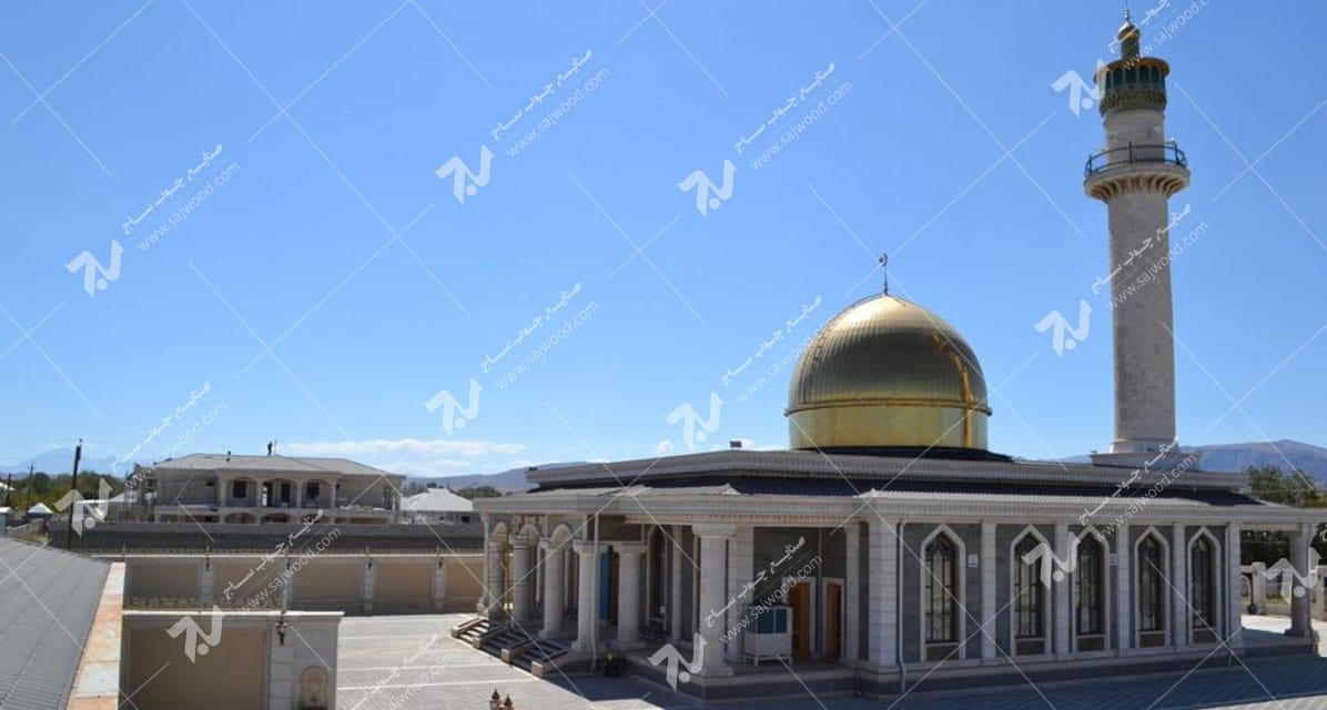 مسجد حضرت فاطمه(س)- نخجوان - جمهوری آذربایجان