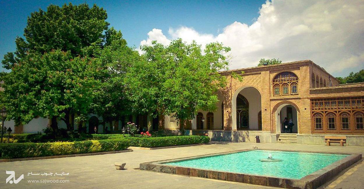 عمارت آصف وزیری ( خانه کرد ) سنندج