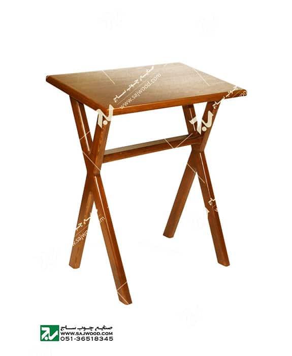 میز نماز چوبی سمن-کد۳۲۶