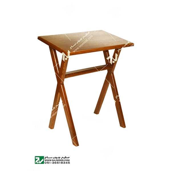 میز نماز چوبی سمن-کد۳۲۳