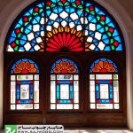 تعریف هنر ارسی سازی در ساخت پنجره های سنتی،قدیمی مشبک و شیشه رنگی