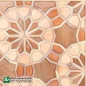 میز کانتر و پیشخوان چوبی صنایع چوب ساج مدل 317